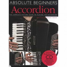 ABSOLUTE BEGINNERS AM998712, ACCORDION