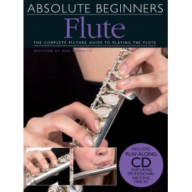 ABSOLUTE BEGINNERS AM1002419, FLUTE