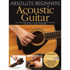 ABSOLUTE BEGINNERS AM1011219, ACOUSTIC GUITAR