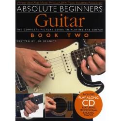 ABSOLUTE BEGINNERS AM963622, GUITAR BOOK2