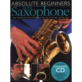 ABSOLUTE BEGINNERS AM92620, SAXOPHONE ALTO