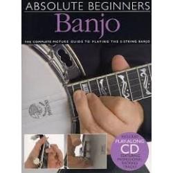 ABSOLUTE BEGINNERS AM986403, BANJO (+ CD)