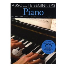 ABSOLUTE BEGINNERS AM986425, PIANO