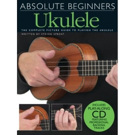 ABSOLUTE BEGINNERS AM991804, UKULELE
