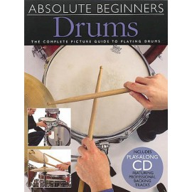 ABSOLUTE BEGINNERS AM92617, DRUMS