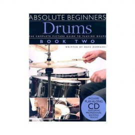 ABSOLUTE BEGINNERS AM963633, DRUMS  BOOK 2