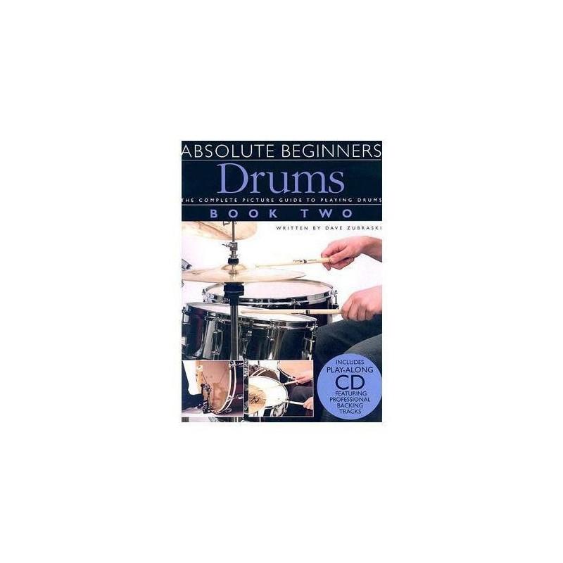 ABSOLUTE BEGINNERS AM963633, DRUMS  BOOK 2