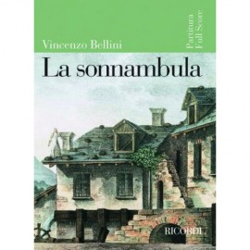 LA SONNAMBULA  / FULL SCORE