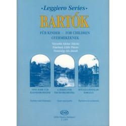 BARTOK B. Z.2509, FOR CHILDREN/STRING ORCHESTRA
