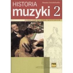 HISTORIA MUZYKI, CZ.2