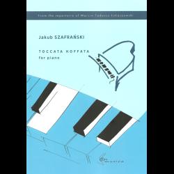 TOCCATA HOFFATA for piano