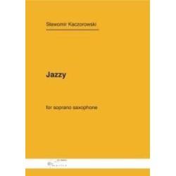 JAZZY for soprano saxophone