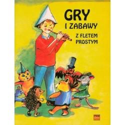 GRY I ZABAWY Z FLETEM PROSTYM