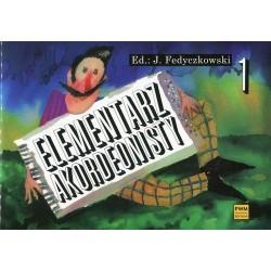 ELEMENTARZ AKORDEONISTY  Z.1