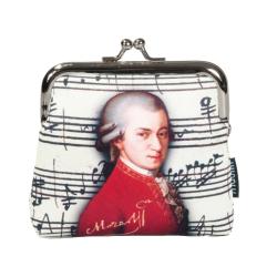 Portmonetka, motyw Mozart