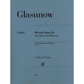 REVERIE FOR HORN AND PIANO OP.24