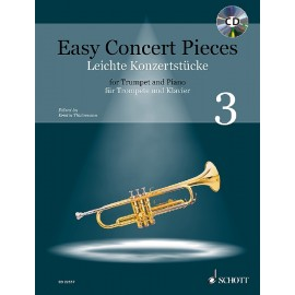 EASY CONCERT PIECES    ED 22557