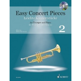 EASY CONCERT PIECES    ED 22556