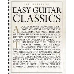 EASY GUITAR CLASSICS
