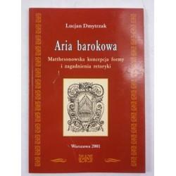 ARIA BAROKOWA
