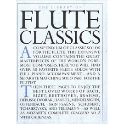 FLUTE CLASSICS