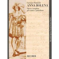 ANNA BOLENA / VOCAL SCORE