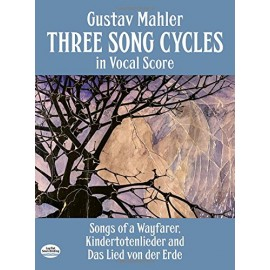 THREE SONG CYCLES  / VOCAL SCORE