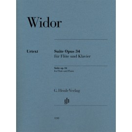SUITE OP.34 FOR FLUTE & PIANO