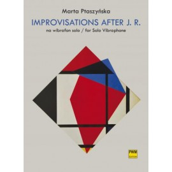 IMPROVISATIONS AFTER J,R. NA WIBRAFON SOLO