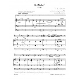 JEWISH PRAYER ARR. FOR VIOLA ( CELLO ) AND ORGAN