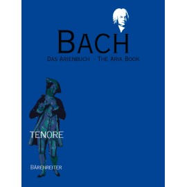 BACH J.S. BA5213-04, THE ARIA BOOK FOR TENORE