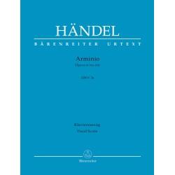 ARMINIO WWV 36 / VOCAL SCORE
