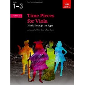 TIME PIECES /VIOLA VOL.2