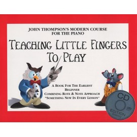 TEACHING LITTLE FINGERS TO PLAY + CD