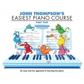 EASIEST PIANO COURSE / PART TWO