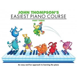 EASIEST PIANO COURSE / PART THREE