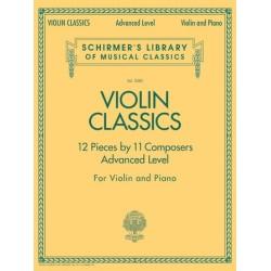 VIOLIN CLASSICS  HL50486514