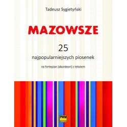 MAZOWSZE / 25 PIOSENEK