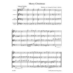 SPECKERT G. BA 10652, MERRY CHRISTMAS  FOR STRINGS